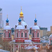 Крыши моего города. :: Александр Сергеевич