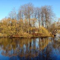 Пейзажи Екатерининского парка :: dli1953