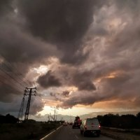 По дороге домой. :: Ефим Журбин