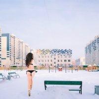 Под небом голубым :: Dmitry i Mary S