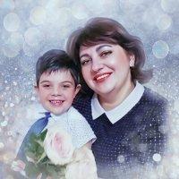 Портрет :: Елена Лустова (Северинова)
