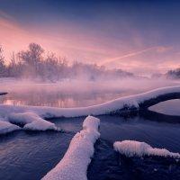 Январское утро ... :: Roman Lunin