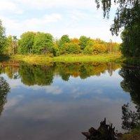 Тишина на реке :: Андрей Снегерёв