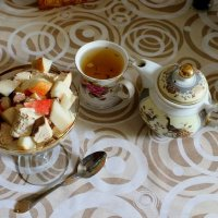Десерт на завтрак :: Надежд@ Шавенкова