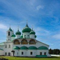 Свято-Троицкий Александра Свирского мужской монастырь :: Laryan1
