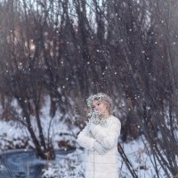 Зимняя сказка :: Юлия Крапивина