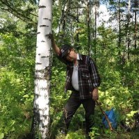 Устал искать грибы))) :: Борис