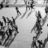 движение на улице :: Daniela Dluhošová