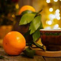 Мандариновый аромат :: Арина