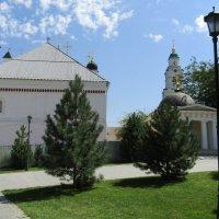 Комплекс Троицкого монастыря :: Raduzka (Надежда Веркина)