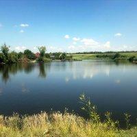 Новошахтинск. Матвеевский пруд. :: Пётр Чернега