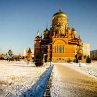 Храм :: Наталья Татьянина