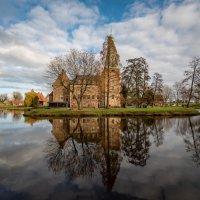 Замок на воде :: Николай Гирш