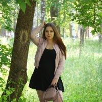 Пока гуляю с ребенком :: Надежда Журавкова