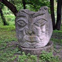 Бушанская скульптура. :: Татьяна Ларионова