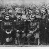 Девичий батальон! Память о Великой Отечественной Войне! :: Александр Романов