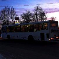 Поздний автобус :: Дмитрий (Горыныч) Симагин