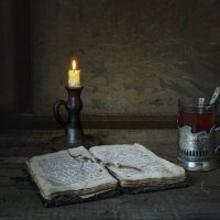 "из серии ""Со свечой"" :: Нина Богданова"
