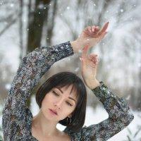Зимние иллюстрации :: Олеся Стоцкая