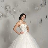 Реклама свадебного платья :: Денис Финягин