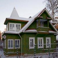 Малая - но архитектура... :: Юрий Куликов