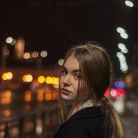 В свете фонарей :: Helga Sergeenko
