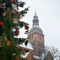 Зимнее, снежное, новогоднее... :: Рита S