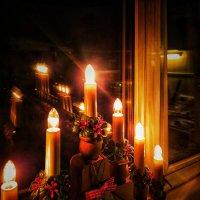 Свечи :: Ирина Елагина