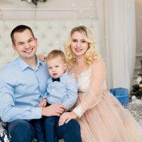 Family :: Зоя Шарманова