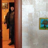 В гостях у Бахарева :: Валерий Михмель