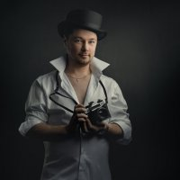 Who are you Mr. Igor Kotov :: Сергей Анисимов