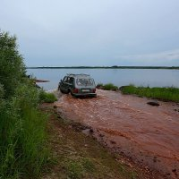 Дорога по берегу Мезени... :: Galina S*