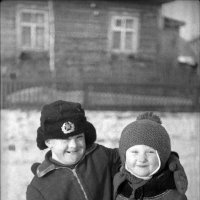 САШКА И ЛЕНКА :: Александр Кустов