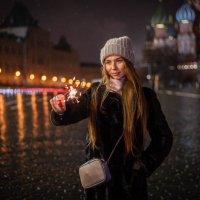 Новый год на Красной площади :: Елена Сливка