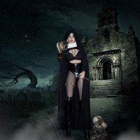 TBLeague 1/6 - Vampirella by Jose Gonzalez 50th Anniversary Edition. :: Zeitgeist Owl