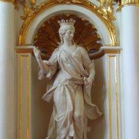 Статуя правосудия в Эрмитаже Санкт - Петербурга :: Оливер Куин