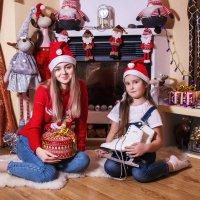 Новогодняя кутерьма... :: Helga Sergeenko
