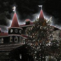 Ночь в сказочном городе. :: Лариса С.