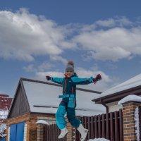 Зима на Кубани. :: Александр Посошенко
