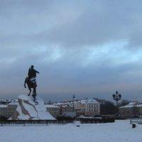 Медный всадник :: Маера Урусова