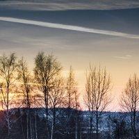 Зимний вечер :: Владимир Буравкин