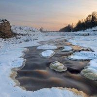 Река Тосна. :: Владимир Питерский
