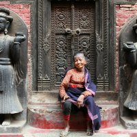 В Катманду :: Светлана Булашевская