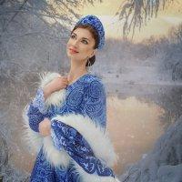 Зима- Зимушка :: Ирина Кулага