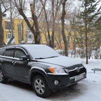 Ночью,шёл снег... :: Георгиевич