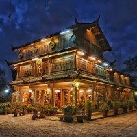 Старый город, Лицзян, Юньнань, Китай :: Дмитрий