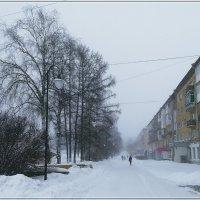 Зима в городе. :: muh5257