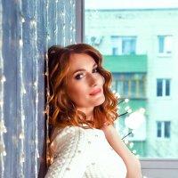 В белом платье :: Вероника Подрезова