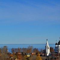 БЕЛОЗЕРСК, Белое озеро. :: Виктор Осипчук