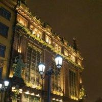 Ночной Петербург :: Lysa